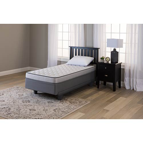 comfort-sleep-oxford-foam-twin-mattress-and-foundation