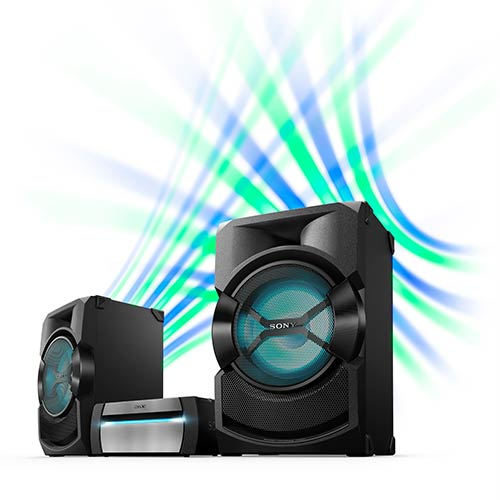 Sony Shake-X30 Bluetooth Home Audio System
