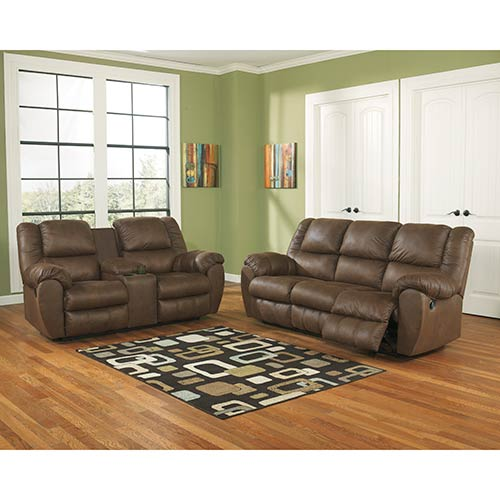 benchcraft-quarterback-canyon-reclining-sofa-and-loveseat