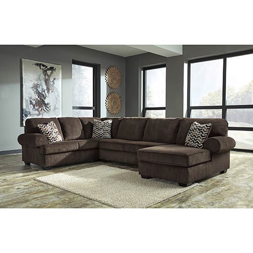 signature-design-by-ashley-bedford-chocolate-3-piece-sectional