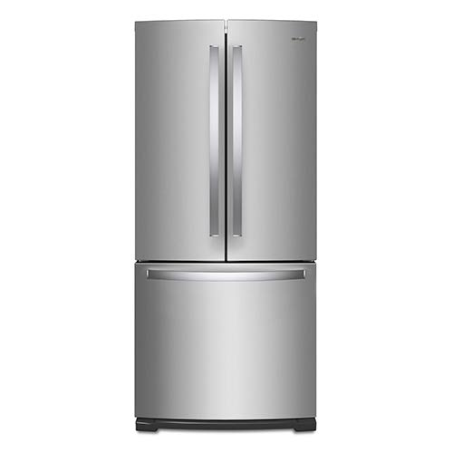 Whirlpool Stainless Steel 20 Cu. Ft. French Door Refrigerator
