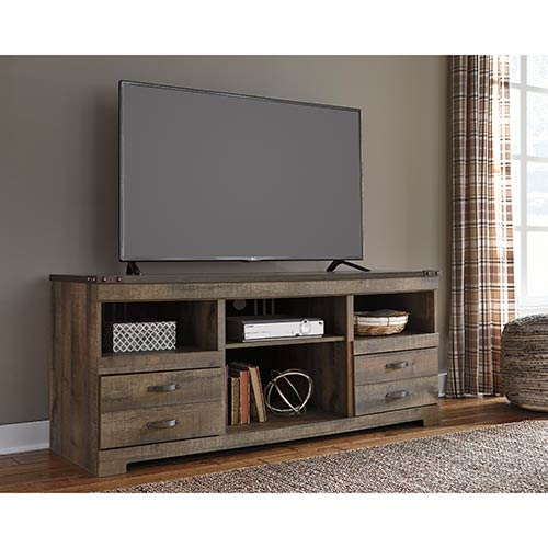 "Signature Design by Ashley ""Trinell"" TV Stand"
