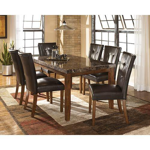 """Signature Design by Ashley """"Lacey"""" 7-Piece Dining Set"""