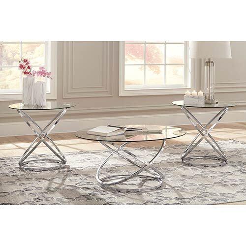 Signature Design by Ashley Hollynyx Coffee Table Set