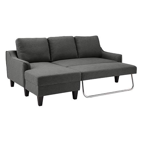 "Signature Design by Ashley ""Linebacker-Black"" Reclining Sofa and Loveseat"