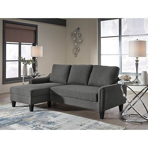 signature-design-by-ashley-jarreau-gray-sofa-chaise-sleeper