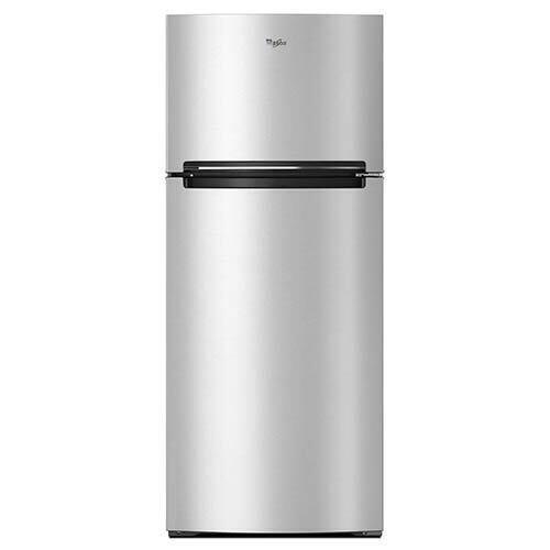 Whirlpool Stainless 18 Cu. Ft. Top-Freezer Refrigerator