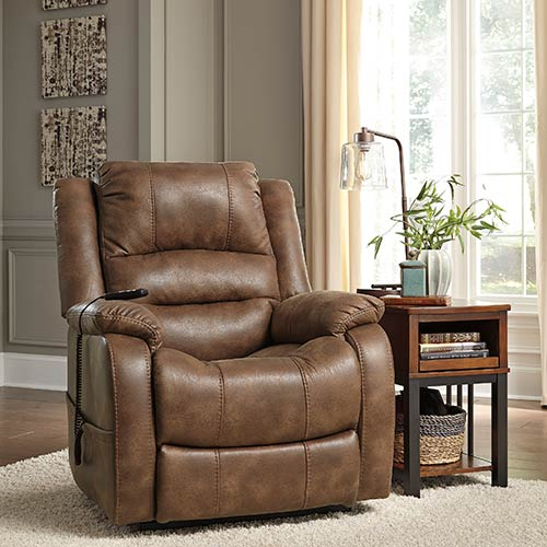 signature-design-by-ashley-yandel-power-recliner