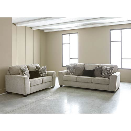 benchcraft-parlston-alloy-sofa-and-loveseat