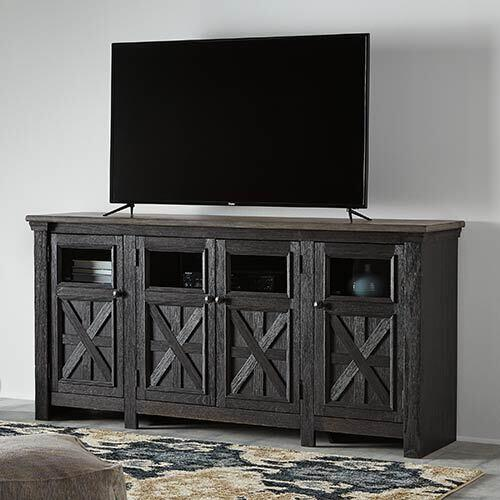 Signature Design by Ashley Tyler Creek 74 Inch TV Stand