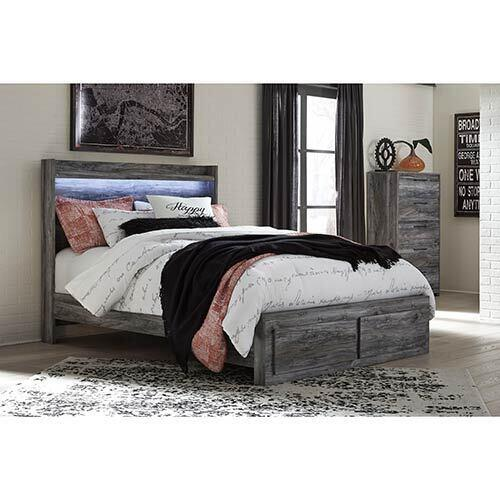 """Signature Design by Ashley """"Baystorm"""" Queen Bed and Chest Set"""