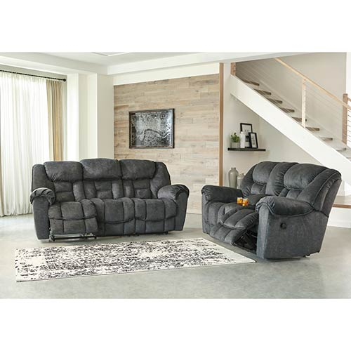 "Nearest Ashley Furniture Store: Signature Design By Ashley ""Capehorn-Granite"" Reclining"