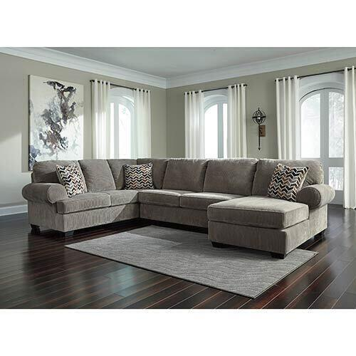 Signature Design by Ashley Bedford-Gray 3-Piece Sectional  display image