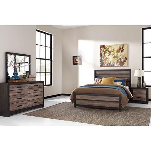 Signature Design by Ashley Harlinton 6-Piece Queen Bedroom Set
