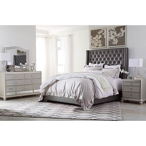 Signature Design by Ashley Coralayne 6-Piece Queen Bedroom Set