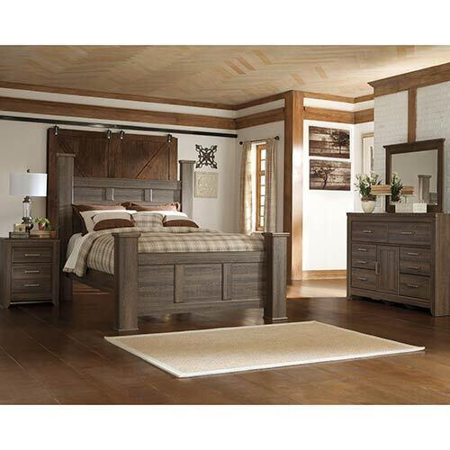 Signature Design by Ashley Juararo 6-Piece Queen Bedroom Set