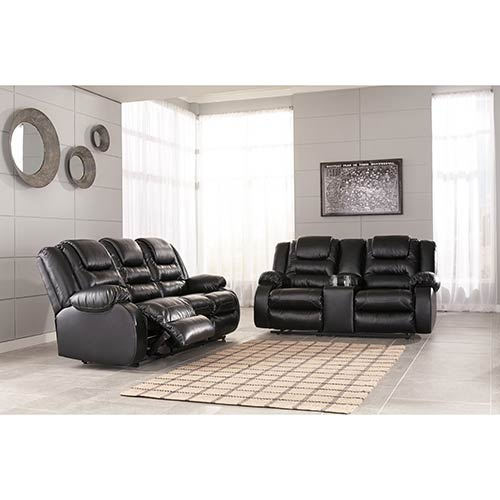 signature-design-by-ashley-vacherie-black-reclining-sofa-and-loveseat