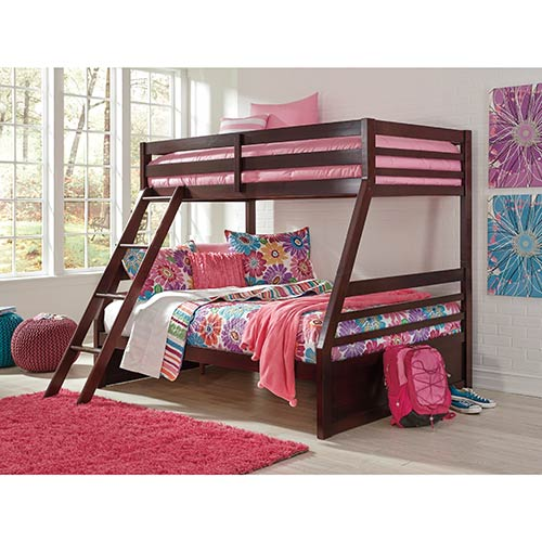 Signature Design by Ashley Halanton Twin Over Full Bunk Bed