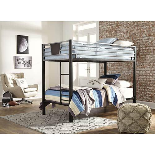 Signature Design by Ashley Dinsmore Twin Over Twin Bunk Bed