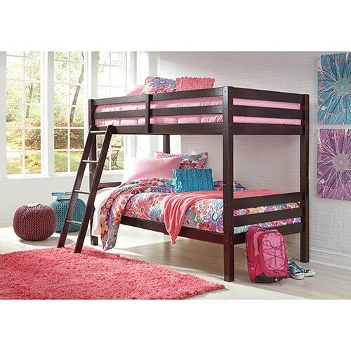 Signature Design by Ashley Halanton Twin Over Twin Bunk Bed