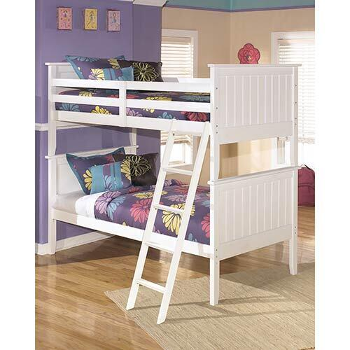 Signature Design by Ashley Lulu Twin Over Twin Bunk Bed