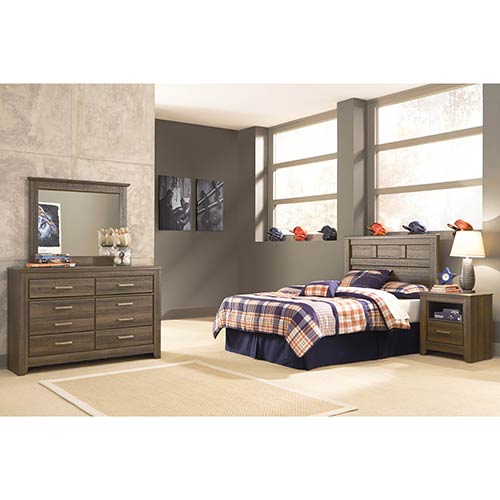 Signature Design by Ashley Juararo 4-Piece Full Bedroom Set