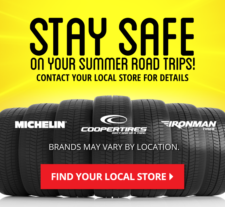 Stay Safe on Your Summer Road Trips