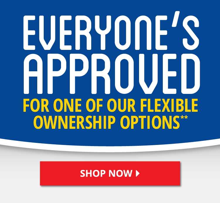 Everyone's Approved for Flexible Ownership Options