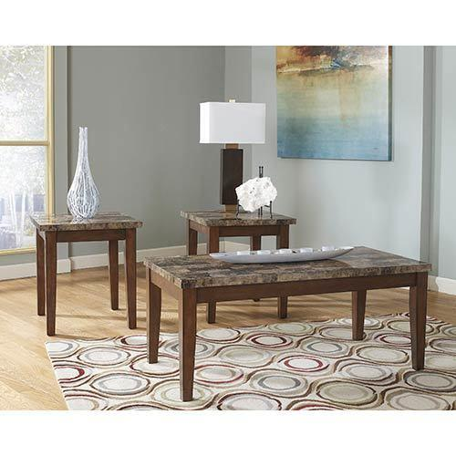 Signature Design by Ashley Theo Coffee Table Set