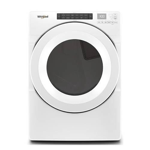 Whirlpool White 7.4 Cu. Ft. Gas Dryer