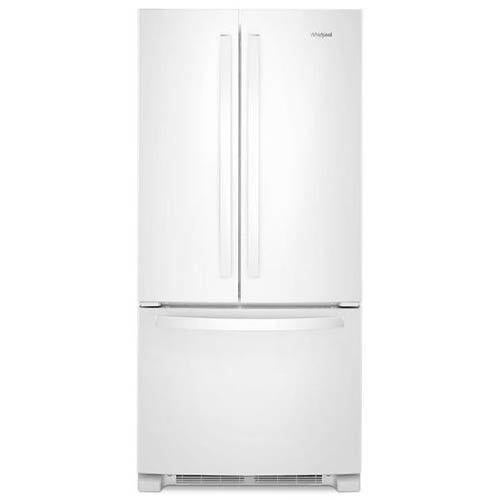 whirlpool-white-22-cu-ft-french-door-refrigerator
