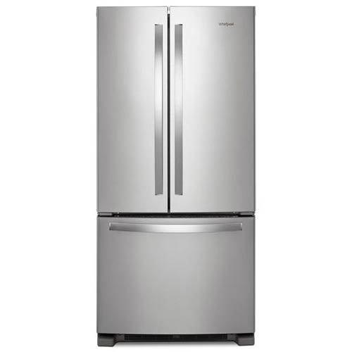 Whirlpool Stainless 22 Cu. Ft. French Door Refrigerator